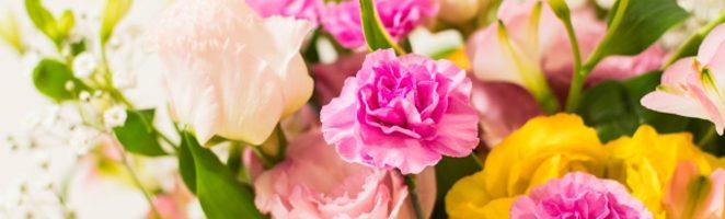 あなたのイメージに合わせた花束をお作りします。