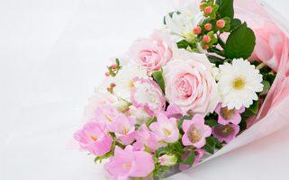 プレゼントに困った時、お花はおすすめのアイテムです。